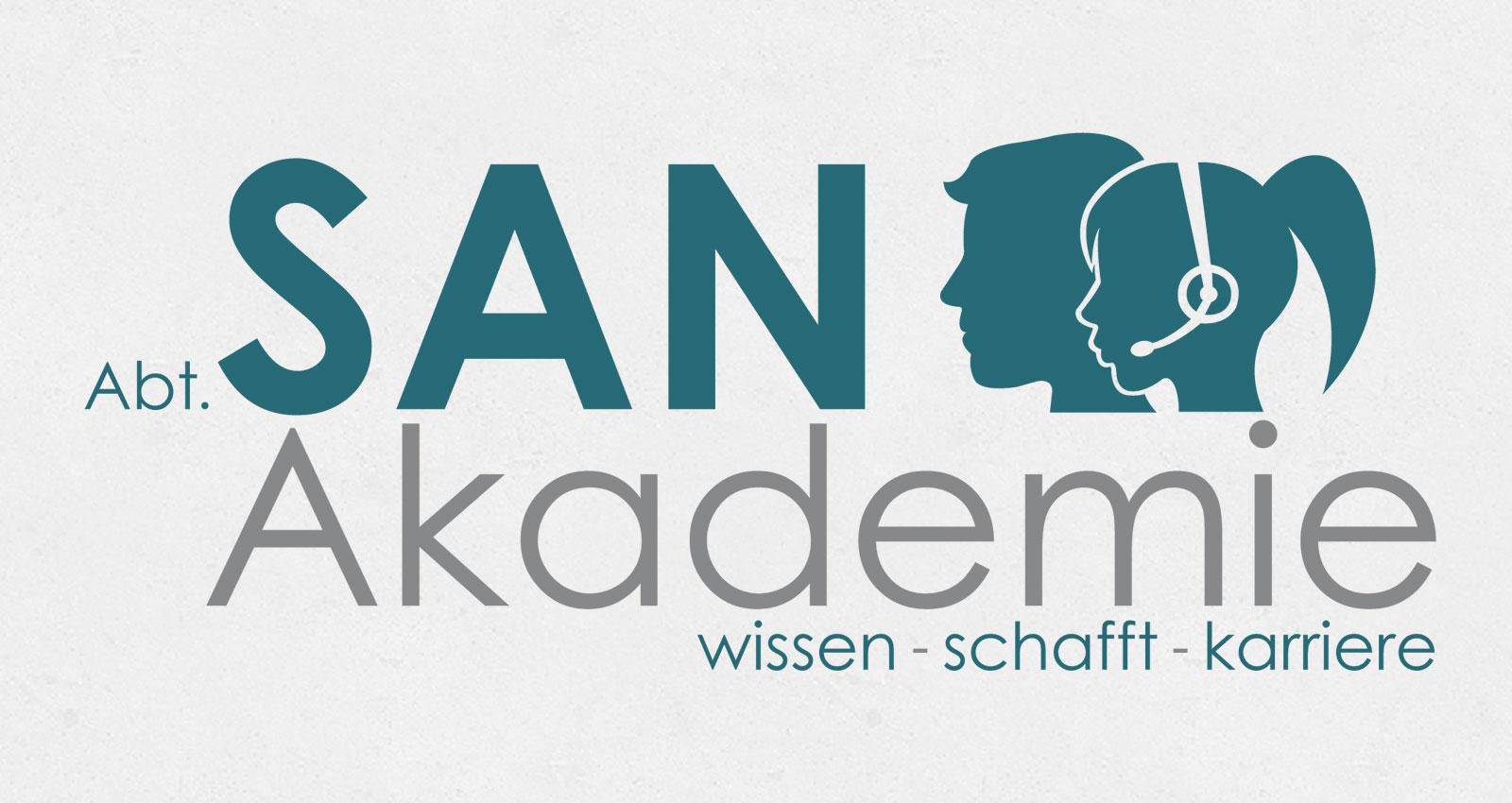 San-Akademie Logo